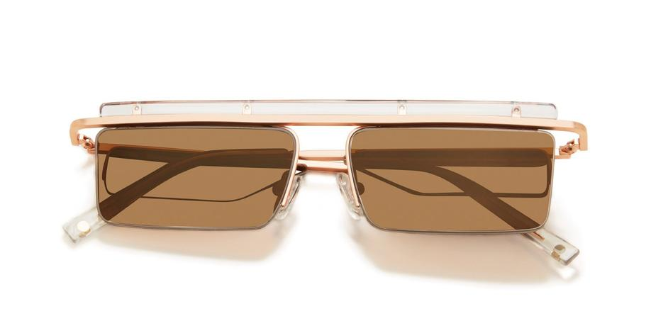 The Planco - Rose Gold/Brown - URBANE GENTS PH