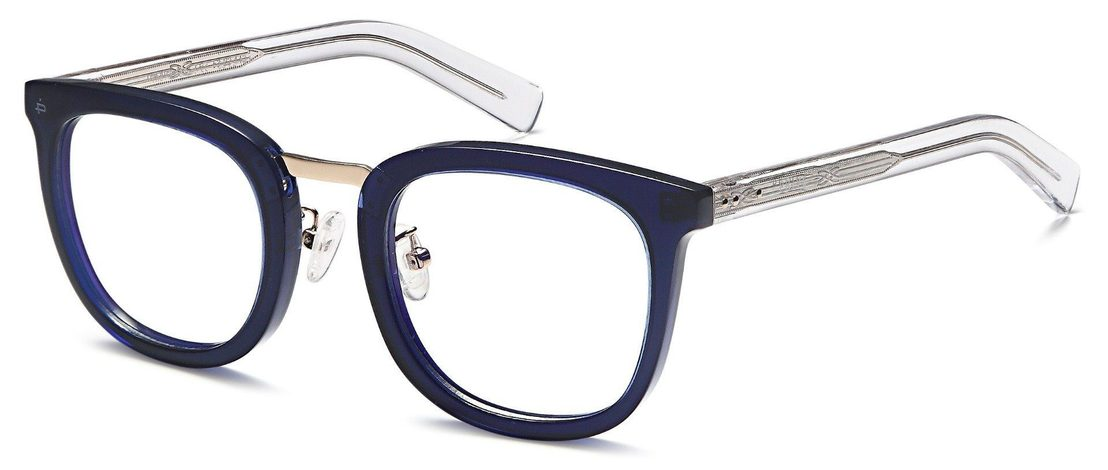 The Alchemist - Midnight Navy/Clear - URBANE GENTS PH