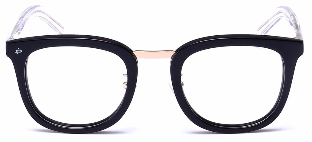 The Alchemist - Caviar Black/ Clear - URBANE GENTS PH