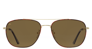 The Floridian - Chestnut Brown/Brown Mirror - URBANE GENTS PH