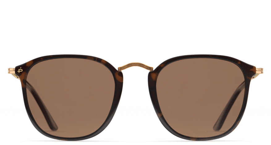 The London - Chestnut Brown/Brown Mirror - URBANE GENTS PH