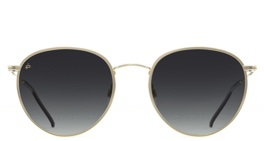 The Patriot - Champagne Gold/Smoke Gradient - URBANE GENTS PH