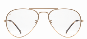 The Voltaire - Champagne Gold/Clear - URBANE GENTS PH