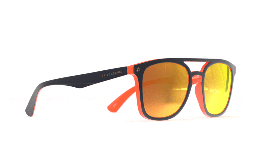 ZONA ORANGE NAVY MIRROR - URBANE GENTS PH
