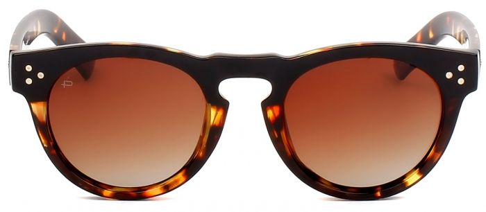 Warhol Brown Tortoise - URBANE GENTS PH
