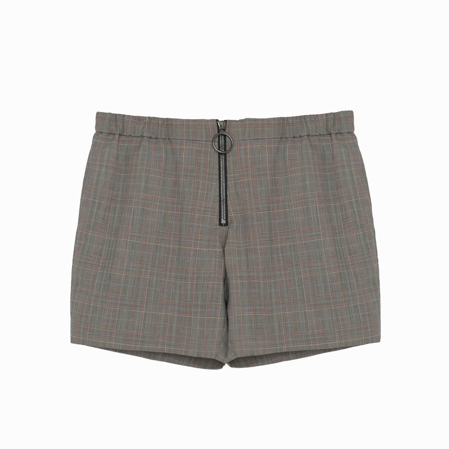 Menswear Glen Plaid Boxer M.I.N.Y. Pant™