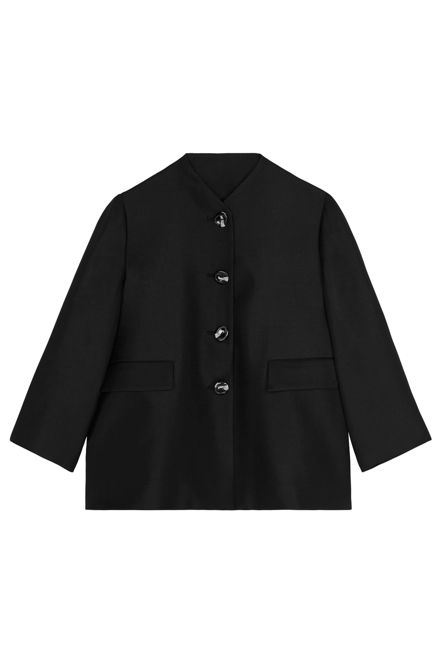 Swing Jacket in Black