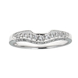 Tacori Platinum & Diamond Wedding Band