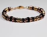 Designer Bead Bracelet with Dimond Beads