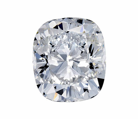2.50-Carat Cushion Cut Diamond