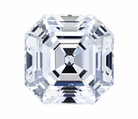 2.17-Carat Asscher Cut Diamond