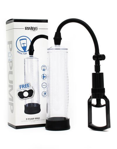 Rimba Manual Penis Pump Enlarger Ppump PP01