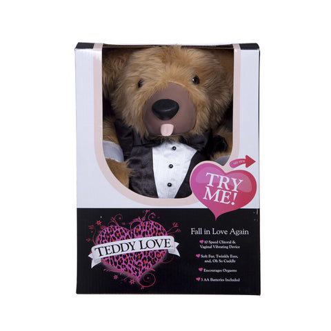 Teddy Love Gentlemen Bear