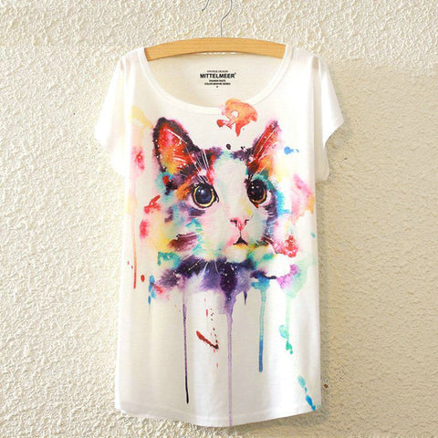 Designer Cat Shirts