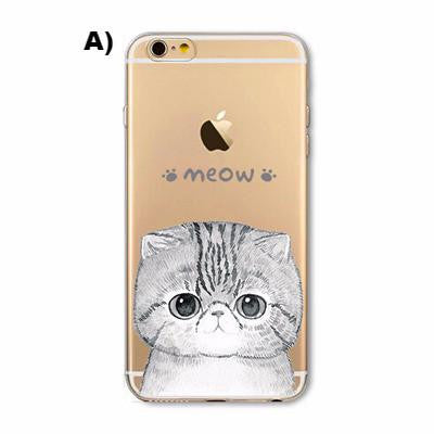 Sweet Cat iPhone Case Offer