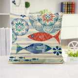 Elegant Ocean Cushion Cover Offer