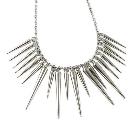 Punk Princess Tribal Necklace