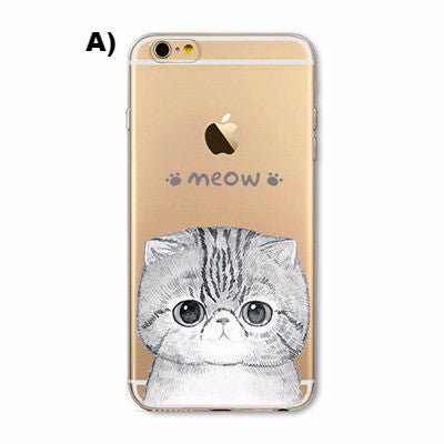 Sweet Cat iPhone Case