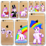 Cartoon Unicorn iPhone Case Offer
