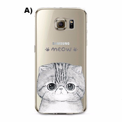 Sweet Cat Samsung Case