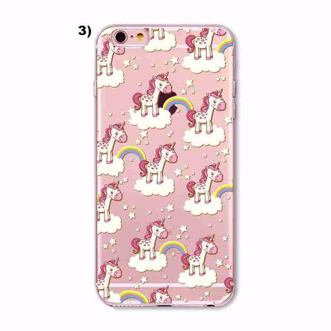 Unicorn Print iPhone Case Offer