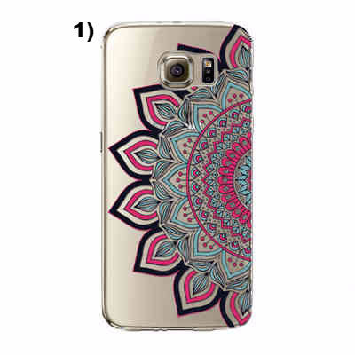 Beautiful Mandala Samsung Case