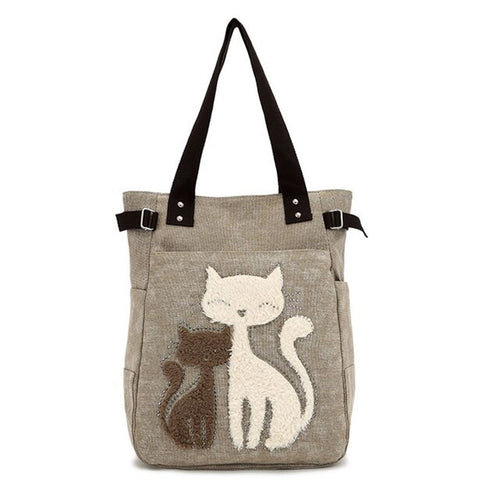 Cute Cat Women's Handbag