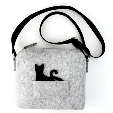 Luxury Cat Handbag