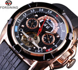 Forsining Multifunction Tourbillon Watches