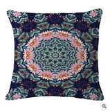 Flower Mandala Cushion Cover Offer