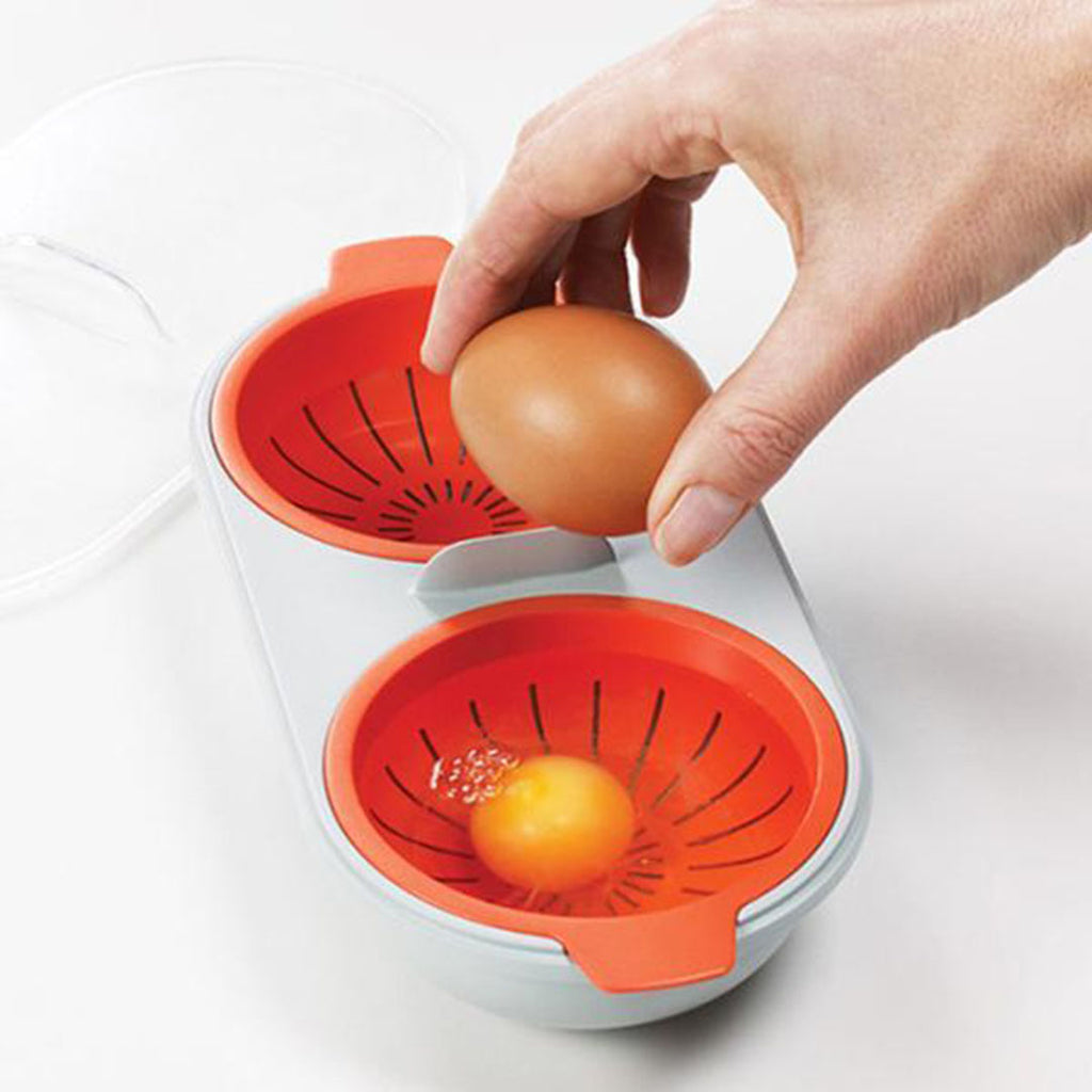 Perfect Poach - Microwavable Double Egg Poacher