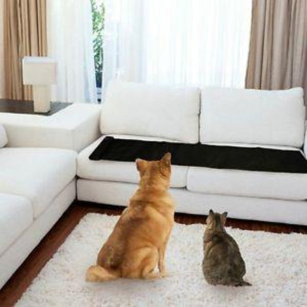 Sofa Scram: Dog & Cat Repellent Mat