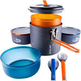 Microdualist Cookset