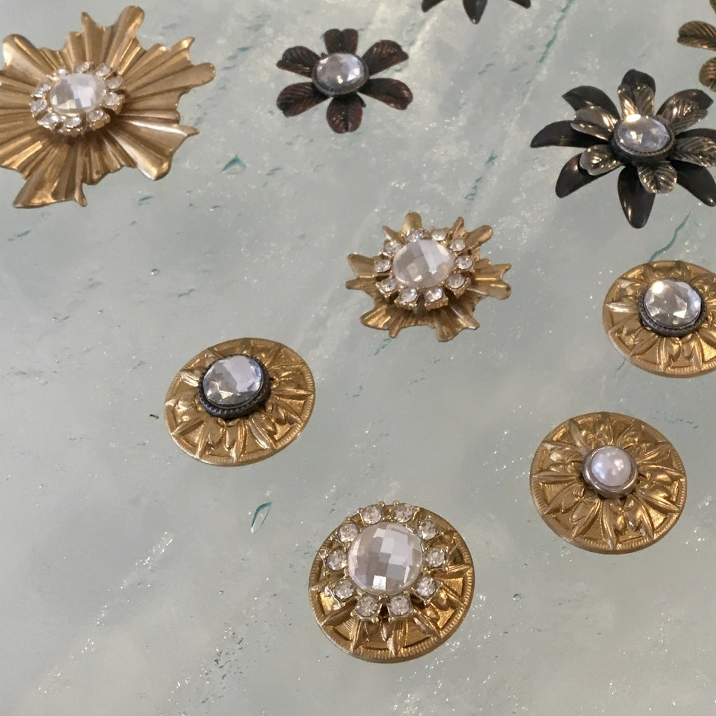Mirror Rosettes Sample Sets