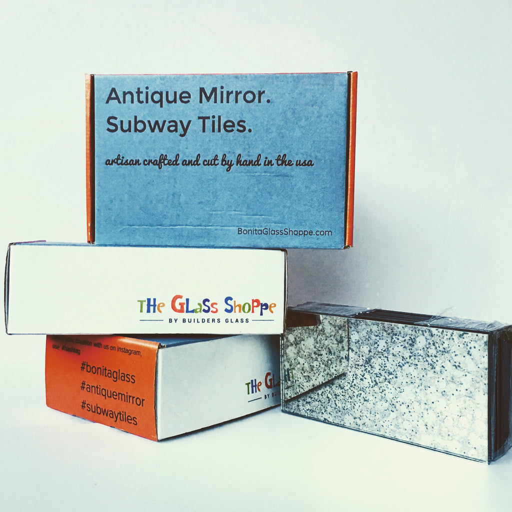 Antique Mirror Sample Sets