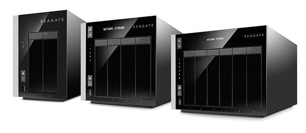 Seagate NAS Network Attached Storage Devices