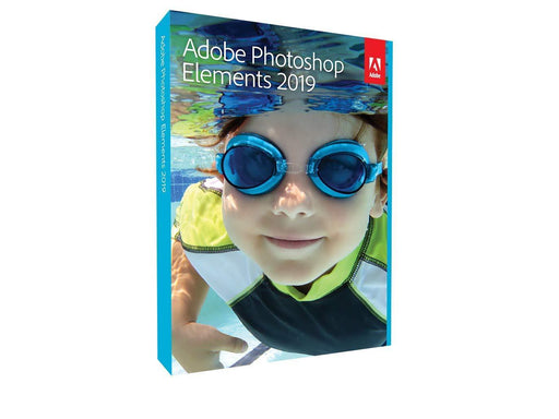 Adobe Photoshop Elements 2019 TLP-E AOO 65292327AE01A00 ADOBE Software Digital Imaging & Signage
