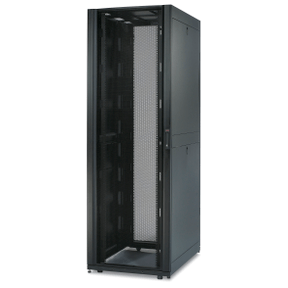 APC NETSHELTER SX 42U 750MM WIDE X 1070MM DEEP ENCLOSURE W SIDES BLACK - TechTide