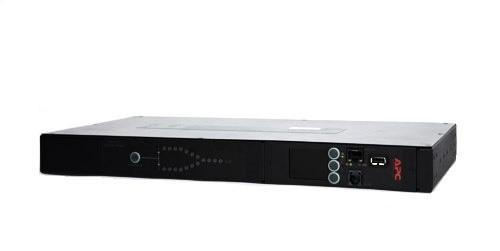 APC RACK ATS, 230V, 10A, C14 IN, (12) C13 OUT - TechTide