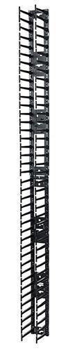 APC VERTICAL CABLE MANAGER FOR NETSHELTER SX 750MM WIDE 42U (QTY 2) AR7580A APC Rack Accessories