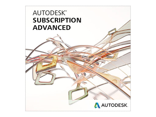 AUTODESK AUTOCAD DESIGN SUITE PREMIUM COMMERCIAL MAINTENANCE PLAN WITH ADVANCED SUPPORT (1 YEAR) (RENEWAL) 768C1-000110-S007 AUTODESK Software Digital Imaging & Signa