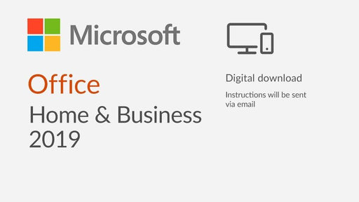 Microsoft Office Home & Business 2019 - Software Download and Product Key - TechTide