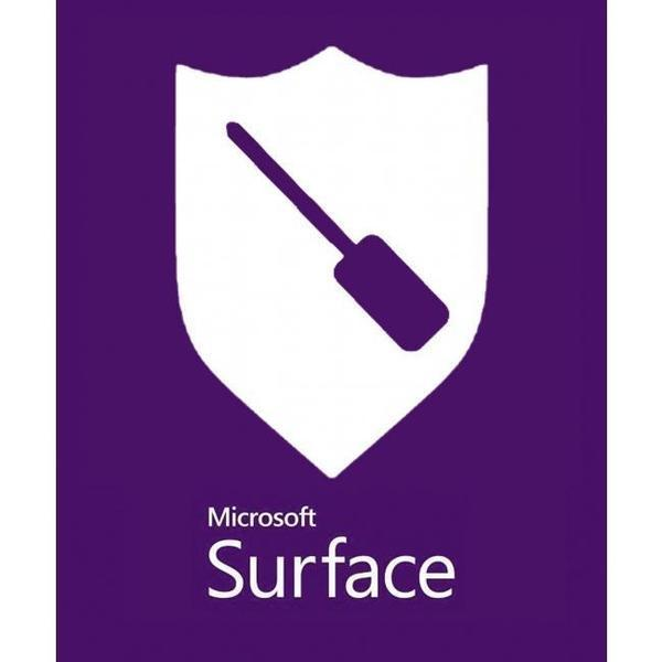 Microsoft Surface Go - Total 3 Year Warranty + Next Business Day with Accidental Damage Protection (2 Claims) - TechTide