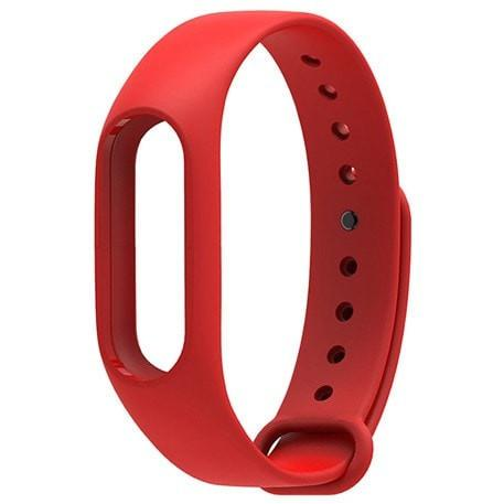 Xiaomi Mi Band 2 Replacement Band - Red - TechTide