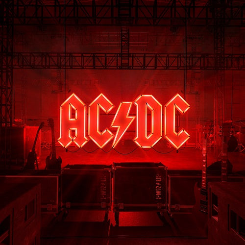 AC/DC - PWR/UP Album Cover