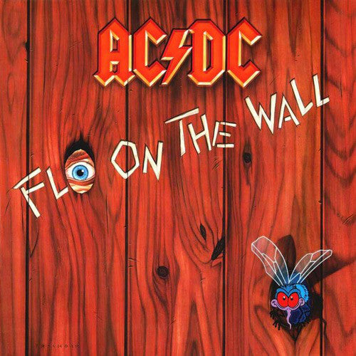 AC/DC - Fly On The Wall Album Cover