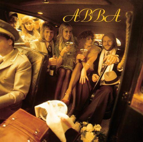 ABBA - ABBA Album Cover