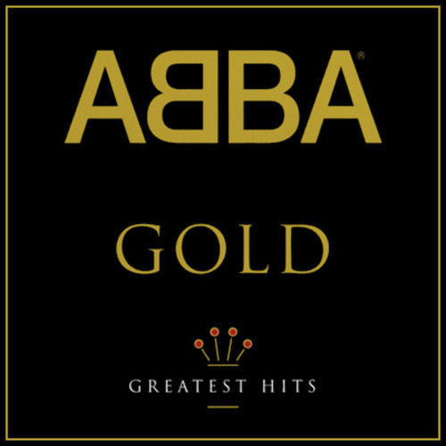 ABBA - Gold: Greatest Hits Album Cover