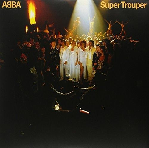 ABBA - Super Trouper Album Cover