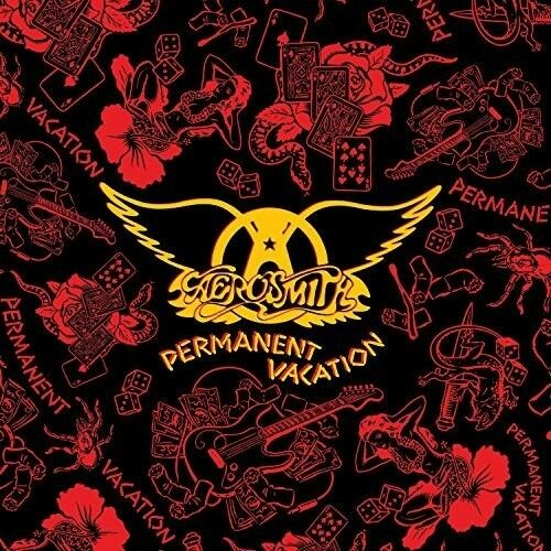 Aerosmith - Permanent Vacation Album Cover